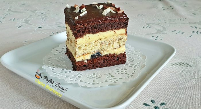 prajitura cu vanilie reteta simpla 7 700x382 - Prajitura cu vanilie