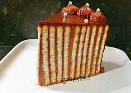 tort de biscuiti cu mascarpone reteta simpla 8 500x354 - Tort de biscuiti cu mascarpone si nutella