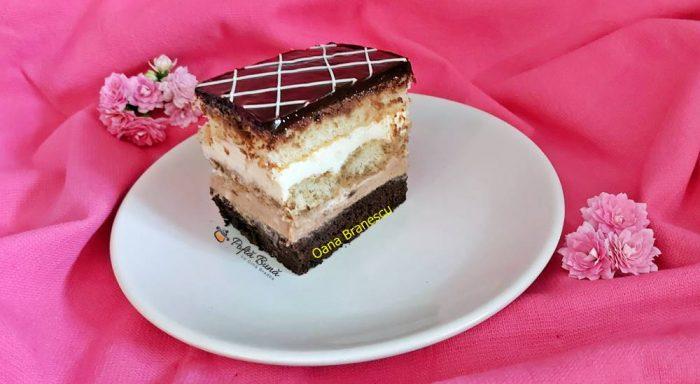 prajitura cu mascarpone si ciocolata 1 700x384 - Prajitura cu mascarpone si ciocolata