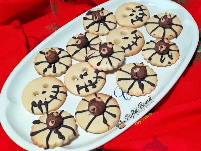 Biscuiti de Halloween