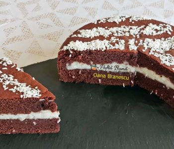 tort cu crema de cocos reteta simpla 2 350x300 - Index retete culinare (categorii)