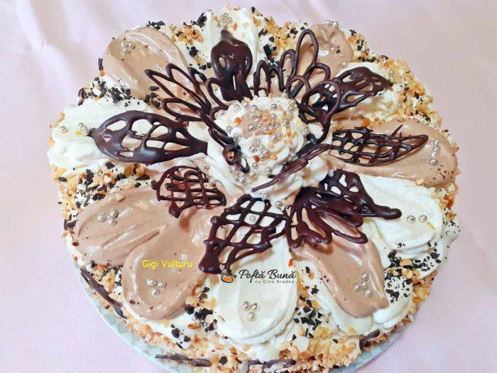 Tort Delicia - reteta simpla