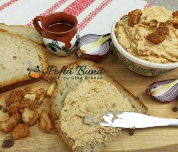 Pasta de jumari - reteta traditionala
