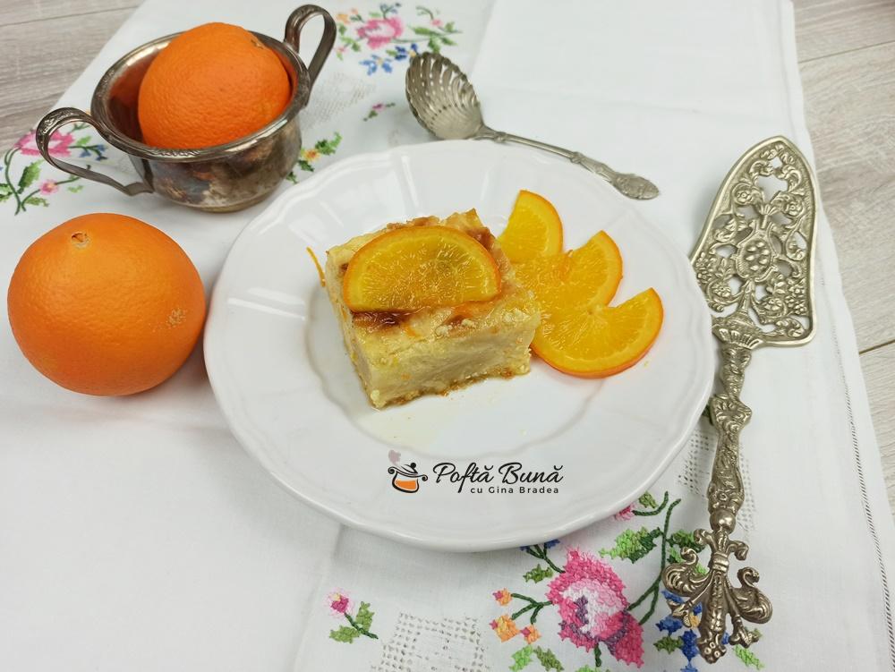 Portokalopita reteta de placinta cu iaurt si portocale gina bradea 1 - Portokalopita reteta de placinta cu iaurt si portocale