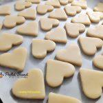 fursecuri inimioare glazurate reteta simpla 5 150x150 - Fursecuri inimioare glazurate