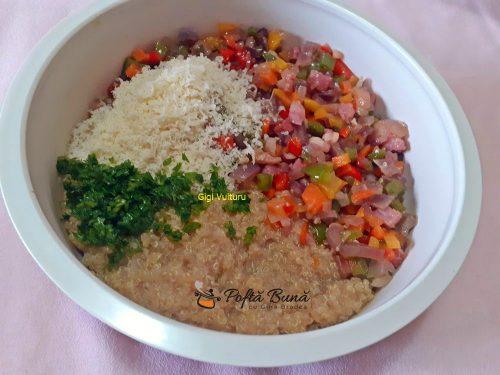 ceapa rosie umpluta cu quinoa 3 500x375 - Ceapa rosie umpluta cu quinoa