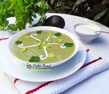 supa crema de praz cu avocado reteta de post 2 350x300 - Index retete culinare (categorii)