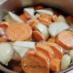 supa crema de cartofi dulci si linte 4 150x150 - Supa crema de cartofi dulci si linte