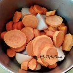 supa crema de cartofi dulci si linte 5 150x150 - Supa crema de cartofi dulci si linte