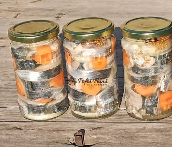 Scrumbie marinata la borcan reteta lipoveneasca lacherda siliotca gina bradea 2 350x300 - Index retete culinare (categorii)
