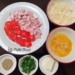omleta cu rosii cascaval mortadella reteta rapida 4 150x150 - Omleta cu rosii, cascaval si mortadella