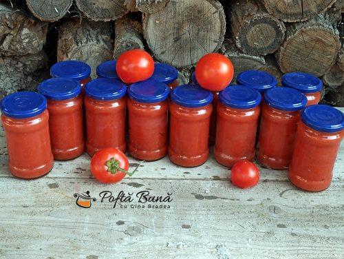 Bulion de rosii reteta italiana de passata di pomodoro gina bradea 7 500x376 - Bulion de rosii reteta italiana de passata di pomodoro