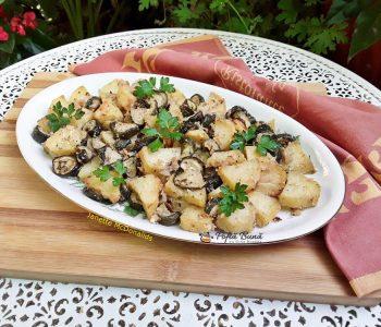 cartofi cu dovlecei gratinati la cuptor 2 350x300 - Index retete culinare (categorii)