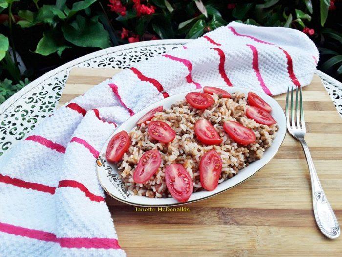 orez cu linte reteta simpla 5 700x525 - Orez cu linte