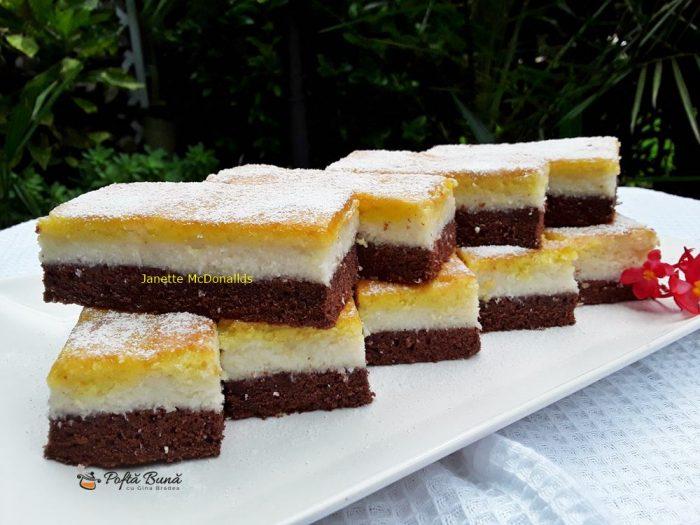 prajitura cu crema de cocos reteta simpla 4 700x525 - Prajitura cu crema de cocos