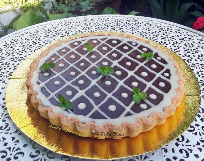 Tarta cu ciocolata