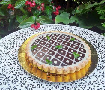 tarta cu ciocolata reteta pas cu pas 2 350x300 - Index retete culinare (categorii)