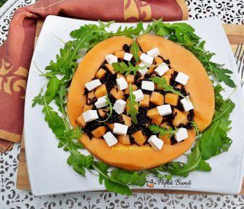 salata de orez negru cu pepene galben branza feta 3 350x300 - Index retete culinare (categorii)