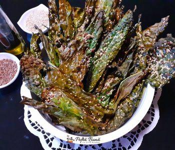 chipsuri din varza neagra kale chips 3 350x300 - Index retete culinare (categorii)
