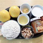 tarta cu mere gem nuci gina bradea 7 150x150 - Tarta cu mere, gem si nuci